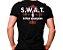 Camiseta Militar Estampada S.W.A.T Expert Preta - Atack - Imagem 1