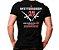 Camiseta Militar Estampada Ak-47 Antiterrorismo Preta - Atack - Imagem 1