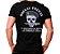 Camiseta Militar Estampada Boinas Pretas Preta - Atack - Imagem 1
