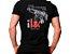Camiseta Militar Estampada Hk Mp5 Preta - Atack - Imagem 1