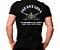 Camiseta Militar Estampada Infantaria Preta - Atack - Imagem 1