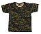 Camiseta Infantil Camuflada Digital Marpat - Bravo - Imagem 1