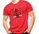 Camiseta Militar Estampada Vida Por Vida Vermelha - Atack - Imagem 1