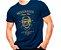 Camiseta Militar Estampada Mercenaries Azul - Atack - Imagem 1