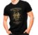 Camiseta Militar Estampada Mercenaries Preta - Atack - Imagem 1