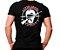 Camiseta Militar Estampada Atirador De Elite Preta - Atack - Imagem 1