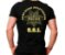 Camiseta Militar Estampada C.S.I Preta - Atack - Imagem 1
