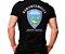 Camiseta Militar Estampada Paraquedista Preta - Atack - Imagem 1