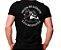 Camiseta Militar Estampada Cães De Guerra Preta - Atack - Imagem 1