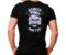Camiseta Militar Estampada Boinas Pretas Armas Preta - Atack - Imagem 1