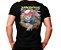 Camiseta Militar Estampada Mercenários Preta - Atack - Imagem 1