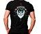 Camiseta Militar Estampada Ranger Preta - Atack - Imagem 1