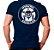 Camiseta Militar Estampada Operações Especiais Caveira Azul - Atack - Imagem 1