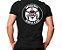 Camiseta Militar Estampada Operações Especiais Caveira Preta - Atack - Imagem 1