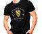 Camiseta Militar Estampada Cavalaria Dos Eua Preta - Atack - Imagem 1