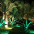 Refletor LED Holofote 20w Slim Verde IP65 Bivolt - Imagem 2