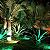 Refletor LED Holofote 100w Slim Verde IP65 Bivolt - Imagem 4