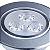 Spot Led  3w Redondo Carcaça de Alumínio - Branco Quente - Imagem 2