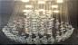 Lustre Luminária Led de Cristal Pendente para Sala de Jantar - Imagem 1