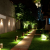 Kit 5 Espeto Jardim LED 3w - Branco Quente - Imagem 3