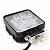 Farol de Milha LED Quadrado Universal 27w 12v - Imagem 2