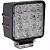 Farol de Milha LED Quadrado Universal 48w 12v - Imagem 2