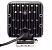 Farol de Milha LED Quadrado Universal 48w 12v - Imagem 4