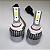 Lâmpada Farol de Led para Carro - H8, H9, H11 - Imagem 4