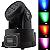 Refletor Mini Moving Head Wash 12W 7 Leds - Imagem 1