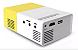 Mini Projetor Portátil Full Hd Led 600 Lumens Usb Sd Hdmi - Imagem 2