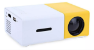 Mini Projetor Portátil Full Hd Led 600 Lumens Usb Sd Hdmi - Imagem 1