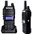 Kit 2 Rádio Comunicador Baofeng UV-82  - Imagem 1