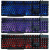 Teclado Gamer Semi Mecânico RGB BA-538 - Imagem 1