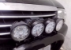 Kit 3 Farol de Milha LED Redondo Universal 27w 12v - Imagem 2