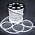 Mangueira de LED Neon 8w 50 metros 110V Com Corte a cada 50 cm - Imagem 6