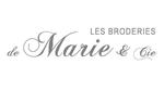 Broderie de Marie