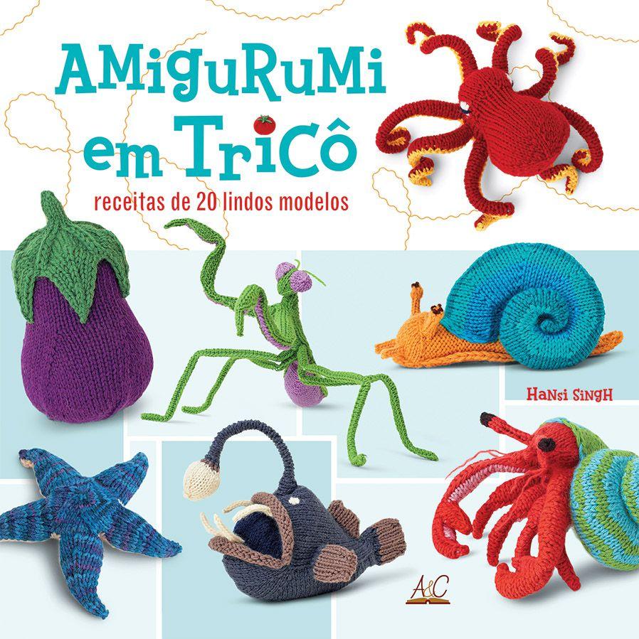 Animais Coleção amigurumi no Elo7 | Crochetados por Angela Witt ... | 899x898