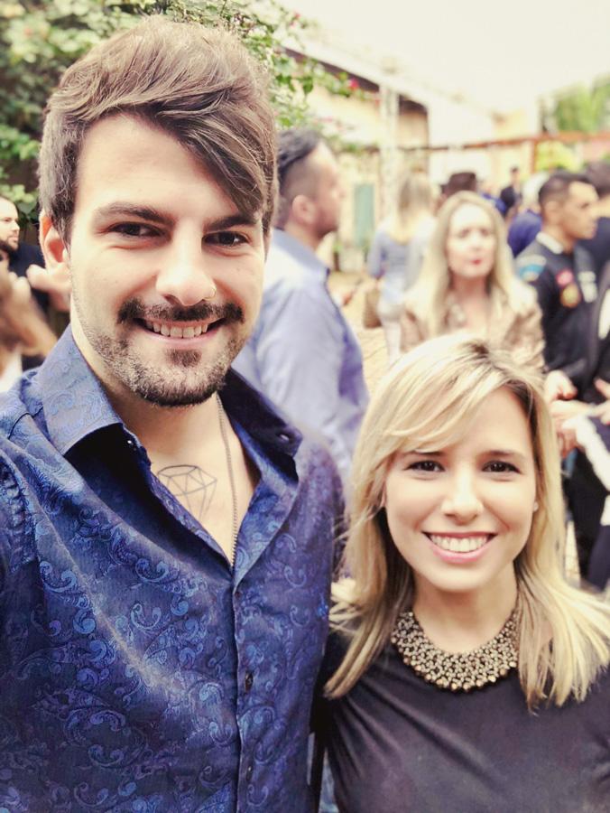 Veganizadores - Fábio Sioufi e Bianca Frenkiel