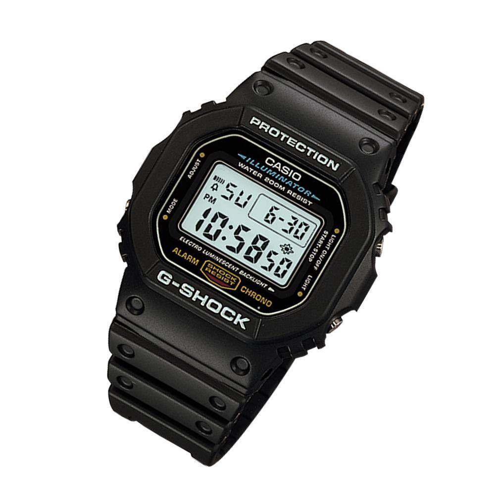 81631976662 Relógio Casio G-Shock Digital DW-5600E-1VDF - Relojoaria e Ótica Santos