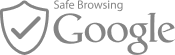 Selo Google Safe Browsing