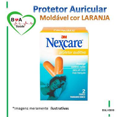 PROTETOR DE OUVIDOS 3M NEXCARE - Boa Saúde Loja Virtual - Dedicação ... 8b524ba918