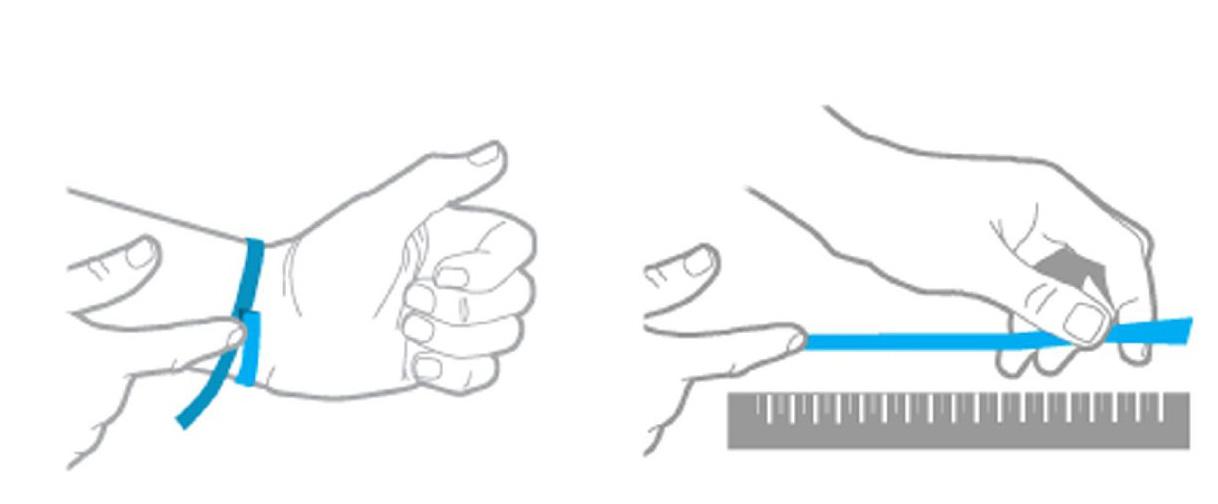 Como Medir seu Pulso - Jr. Men - Joias Masculinas