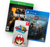 Distribuidora de jogos