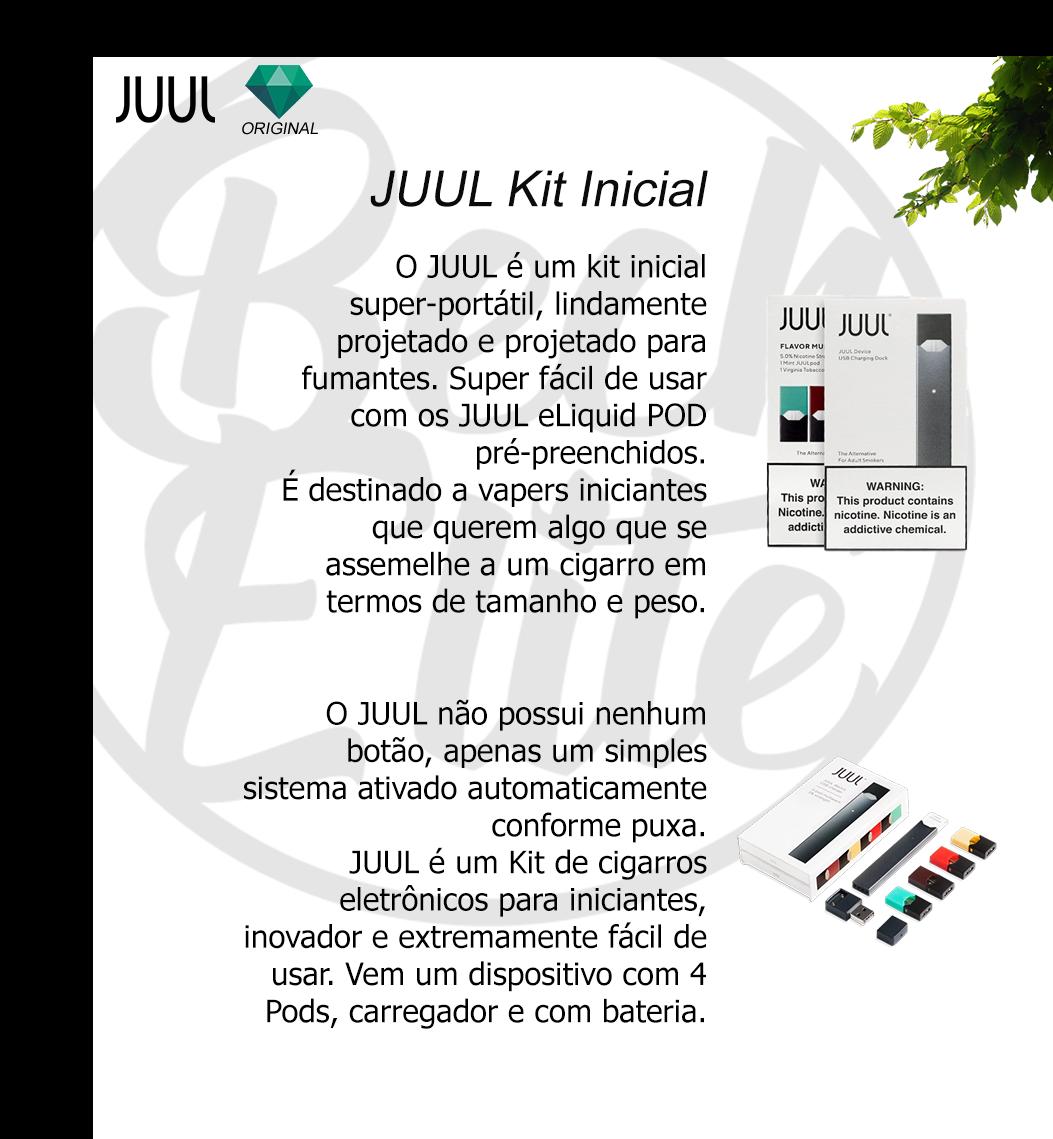 JUUL Stater Kit Pod