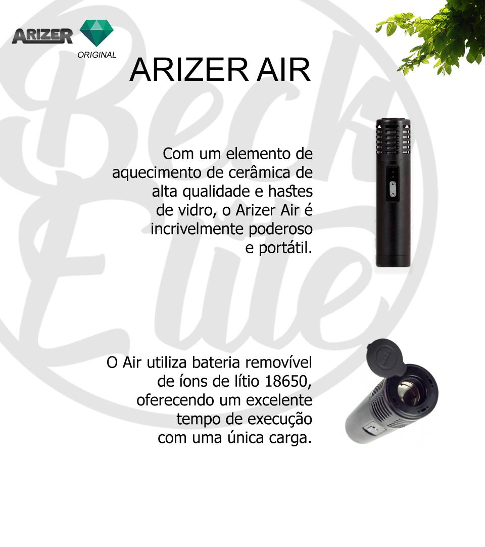 Vaporizador ervas Arizer Air