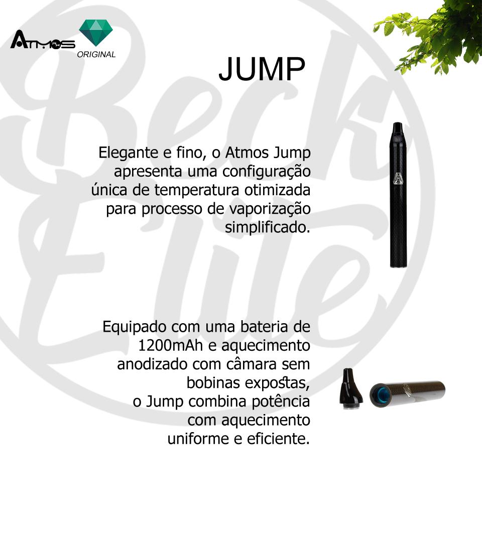 Vaporizador ervas Atmos Jump