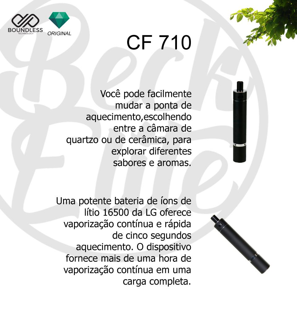 Vaporizador ervas Boundless CF 710