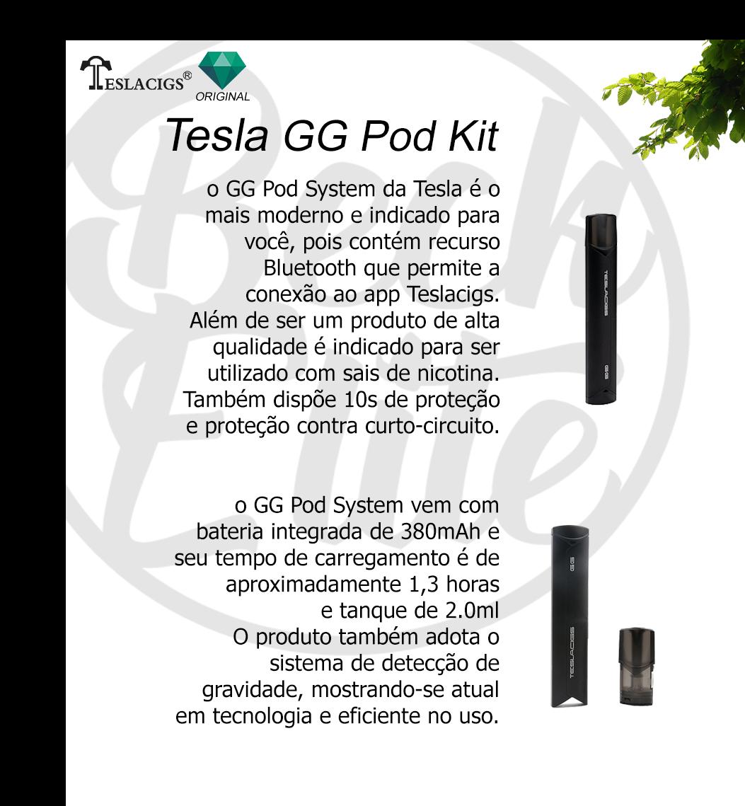 Kit Pod System GG - TeslaCigs