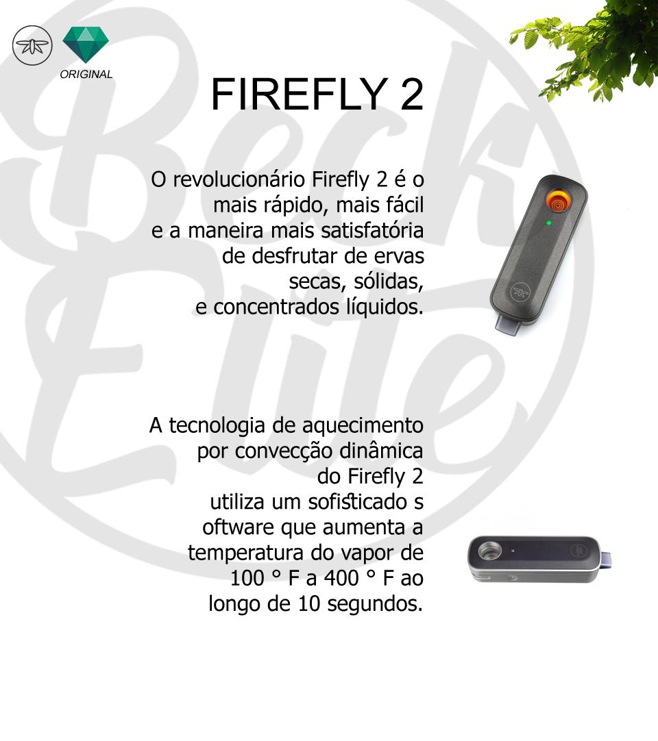 Vaporizador ervas Firefly 2