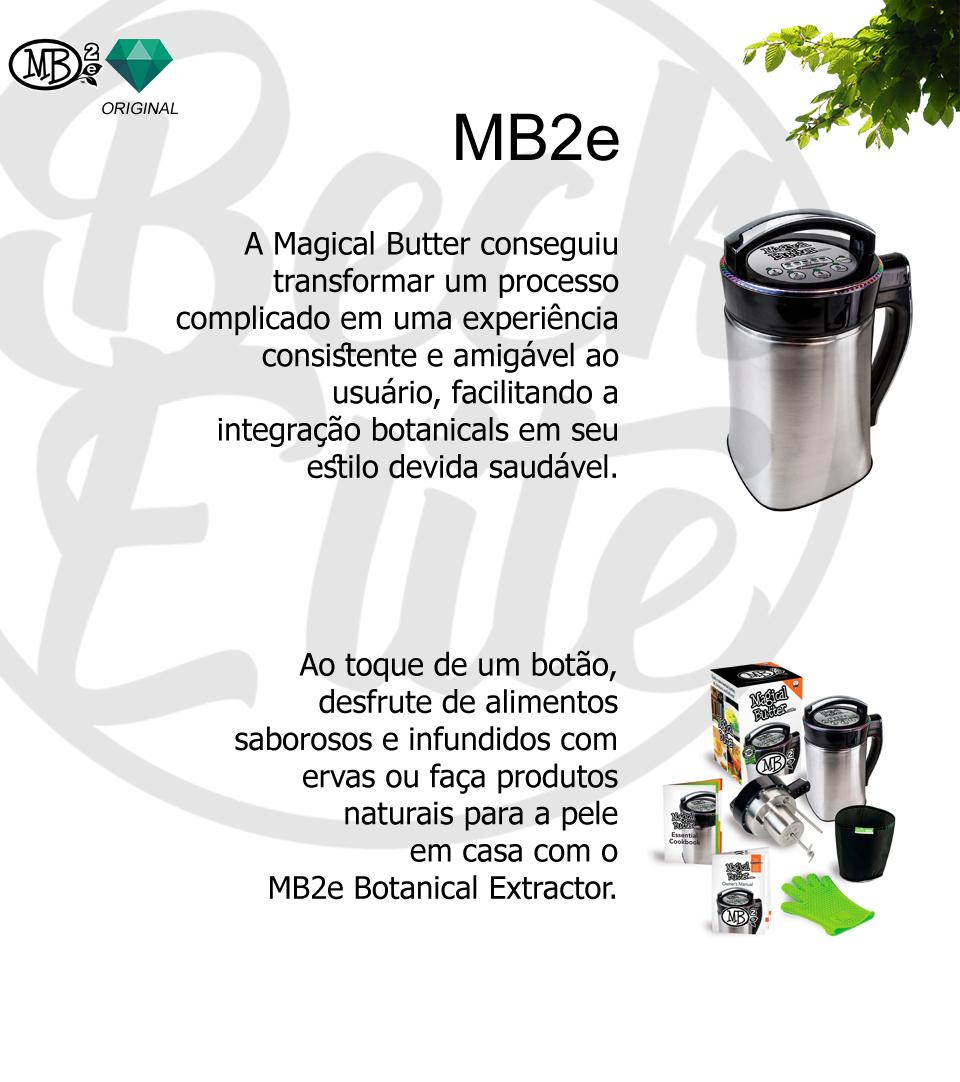 Infusora de óleos MB2e